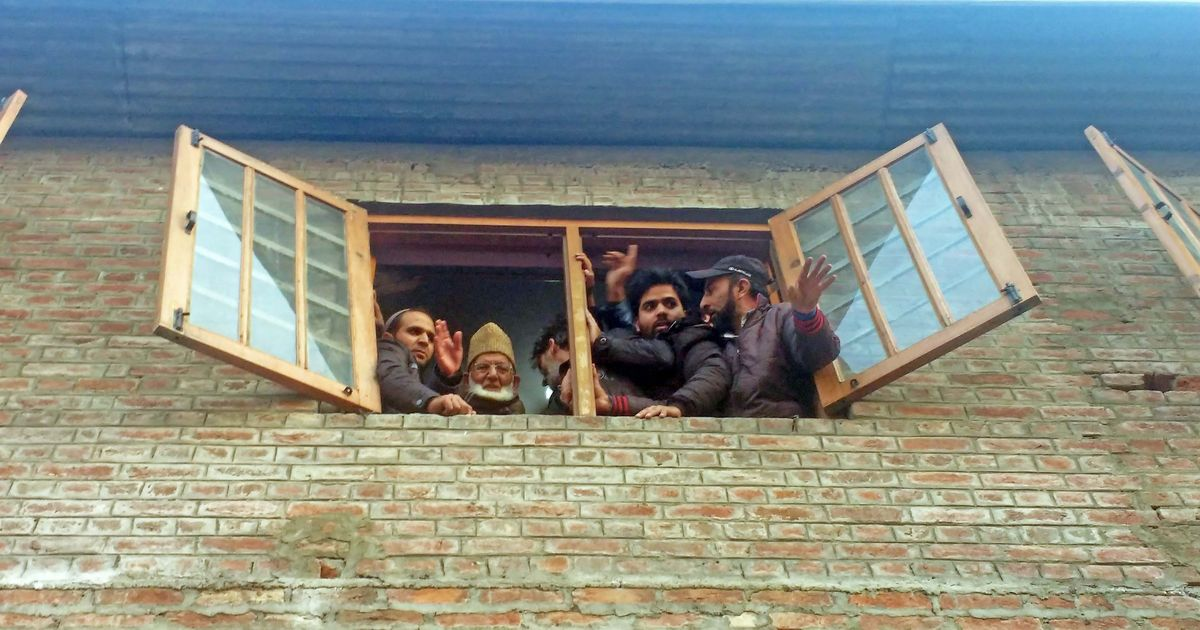 A stung Hurriyat: The separatist group fights a battle for credibility in Kashmir