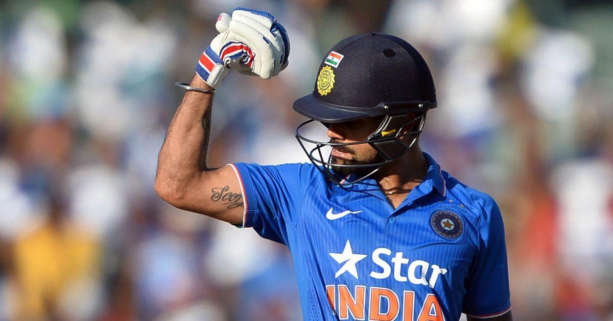 Image result for kohli ODI batting