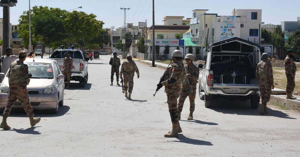 Pakistan: Two Chinese nationals abducted in Balochistan