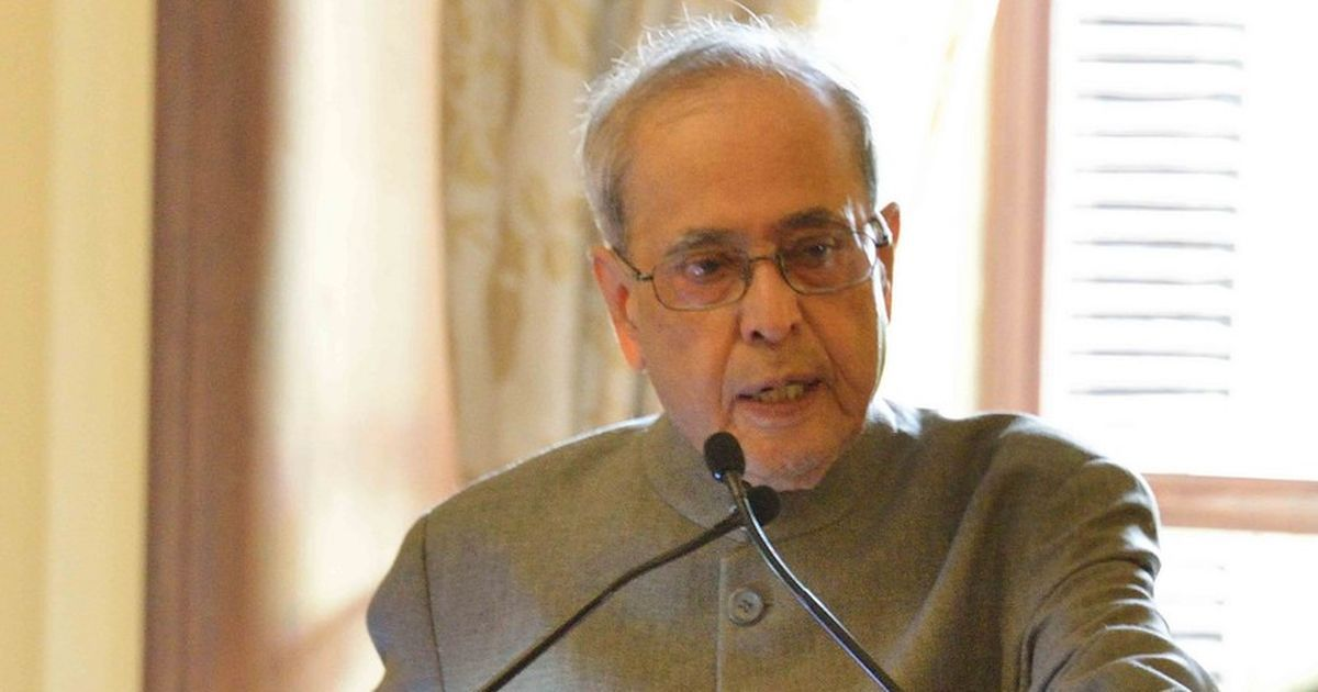 The spirit of tolerance is what makes us Indians, says Pranab Mukherjee
