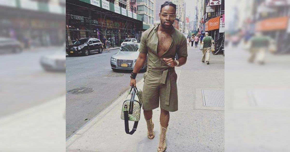 Dressing feminine men Very Feminine