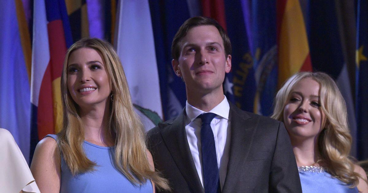 Donald Trump's son-in-law Jared Kushner under FBI scrutiny in Russia investigation