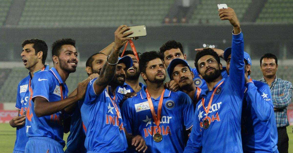 Behind the scenes: What goes into the making of an Indian cricketer's  social media identity?