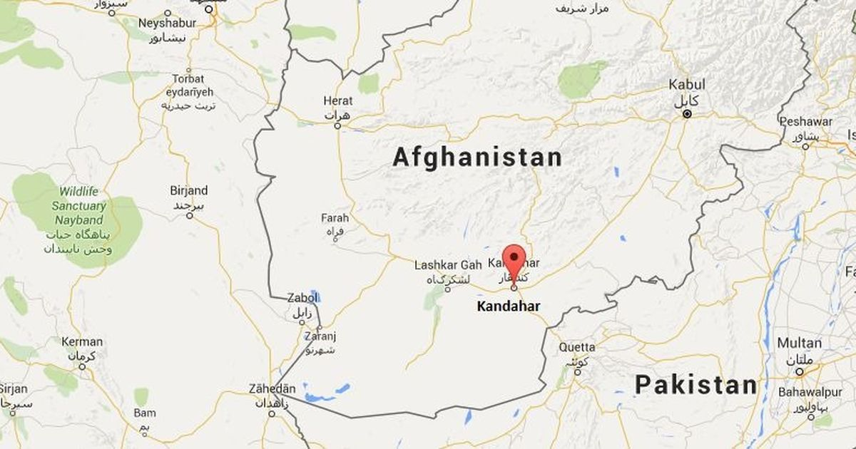 Afghanistan: At least 15 soldiers dead in Taliban attack in Kandahar