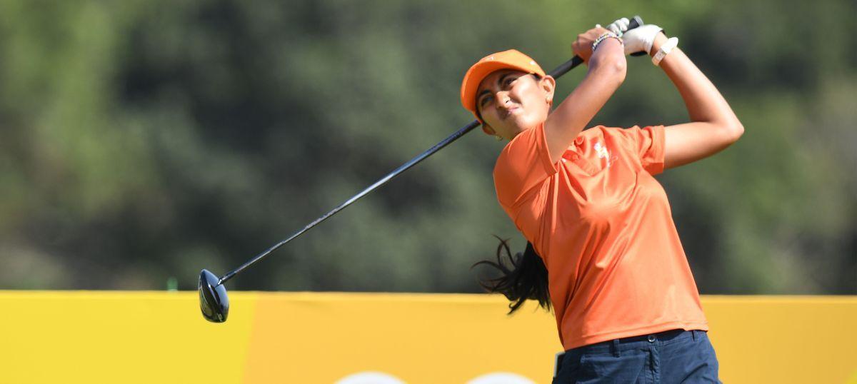 Aditi Ashok makes cut at Volvik Championship on the LPGA Tour