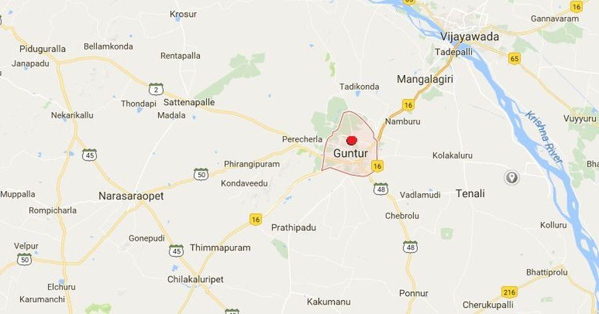 Andhra Pradesh: Six workers killed in landslide, one injured in Guntur quarry