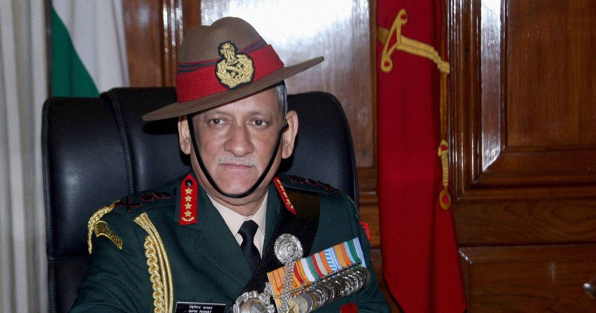 Human shield case: Army chief says 'innovative ways' are needed to fight 'dirty war' in Kashmir