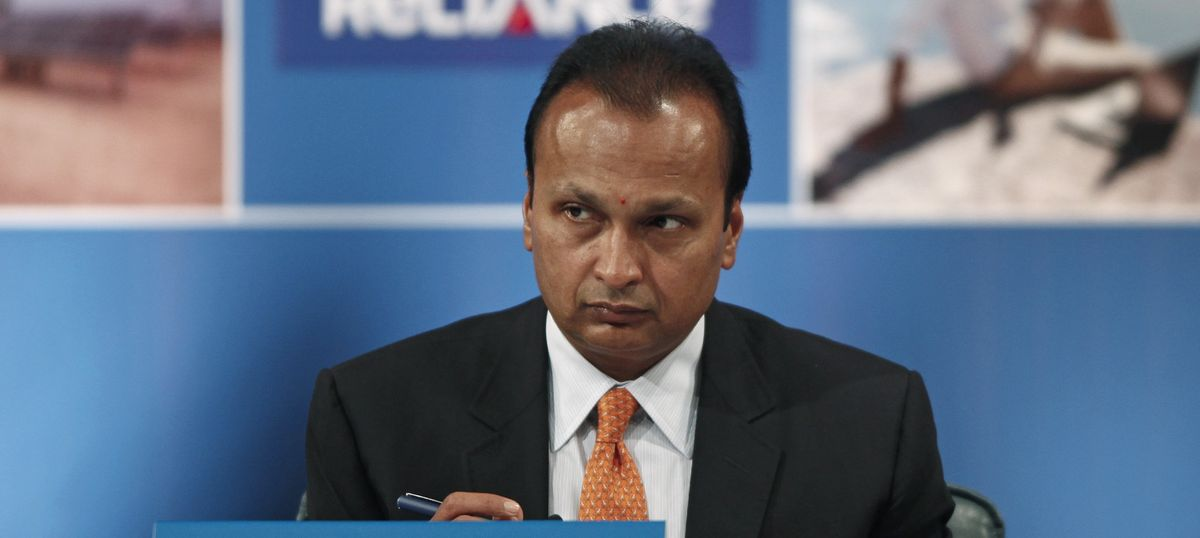 Shares of Reliance Communications hit record low after company posts a fourth-quarter loss