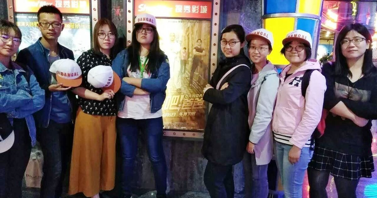 Meet the Chinese fans of Bollywood who can't get enough of Aamir Khan's 'Dangal'