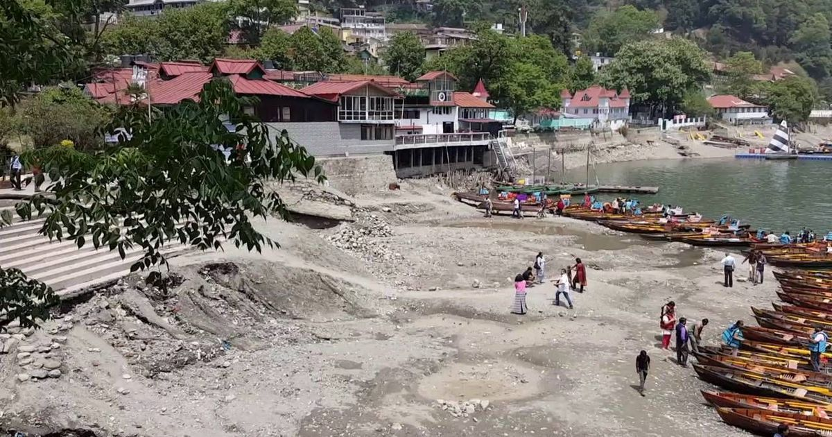 What happened to beautiful Nainital? It stinks of sewage and dead fish