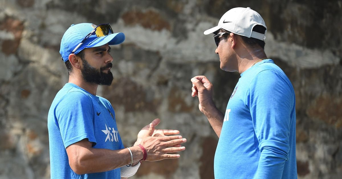 Cheerleader Ravi Shastri over taskmaster Anil Kumble: Is this why Kohli and Co want head coach out?
