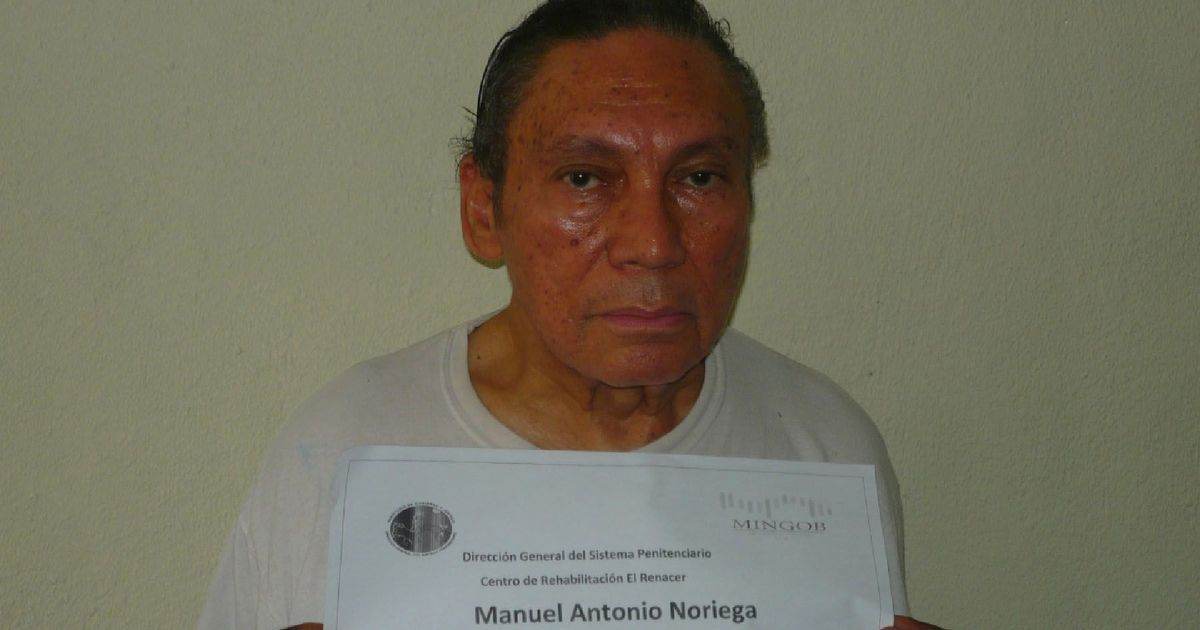 Panama's former dictator Manuel Noriega dies at 83