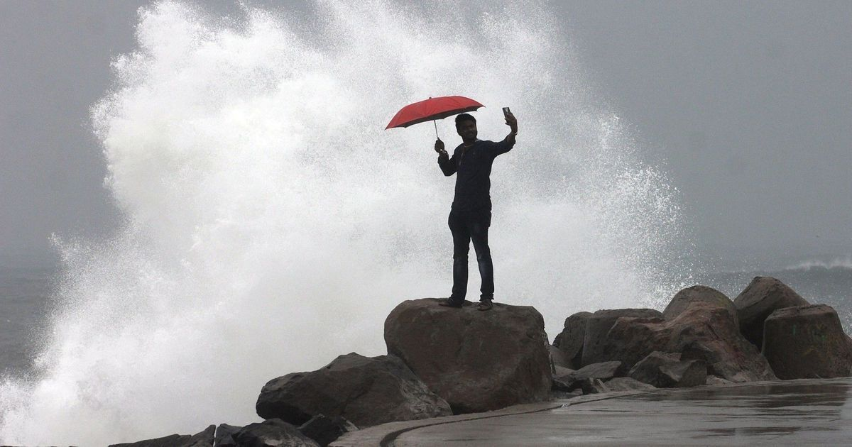 The southwest monsoon has hit Kerala, the North East