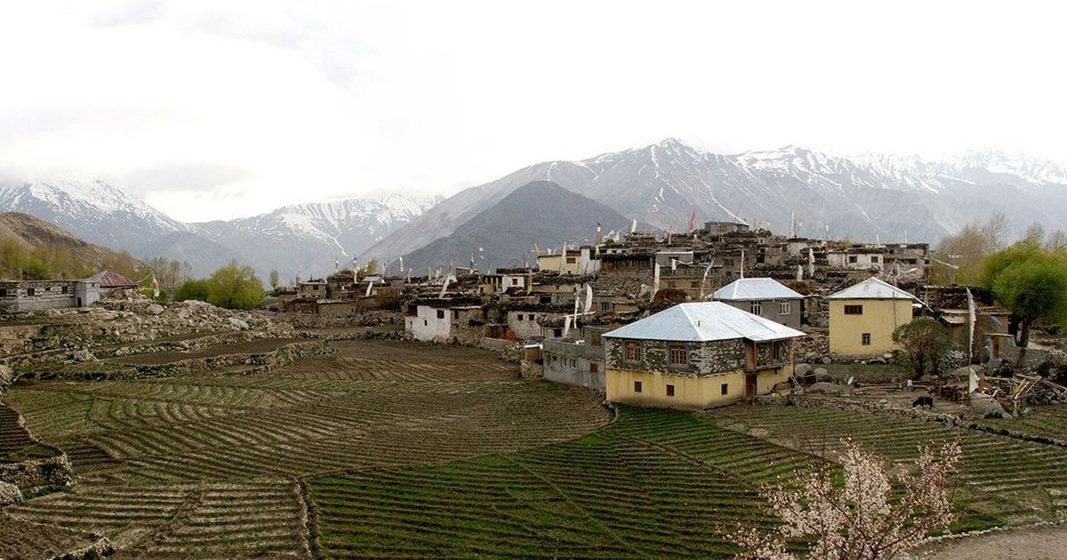 Of dusty snow and rotten apples: How climate change has wreaked havoc in Kinnaur