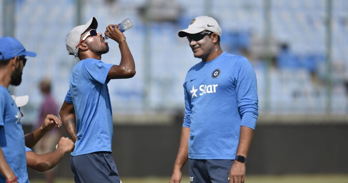 Sounds like mutiny? Here's what players have said about Anil Kumble in the past one year