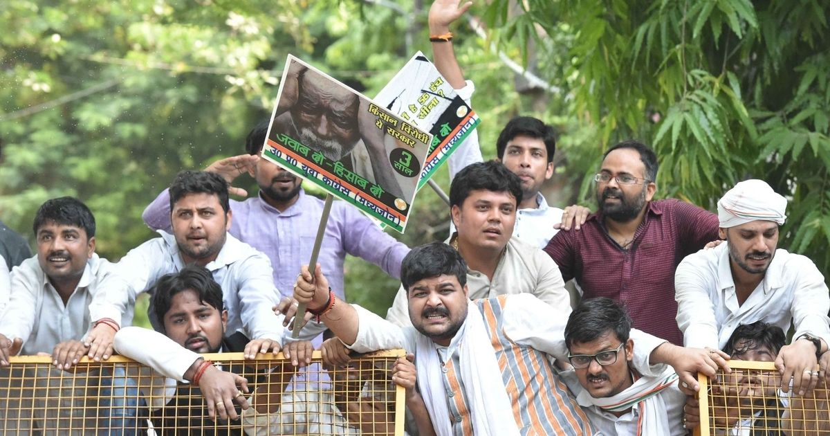 Kerala police arrest eight Youth Congress leaders for public slaughter of calf during festival
