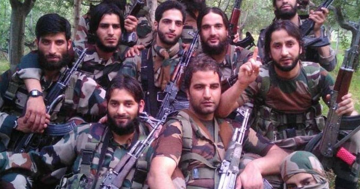 Kashmir's young militants: Having grown up with violence, minors are taking up arms in the Valley