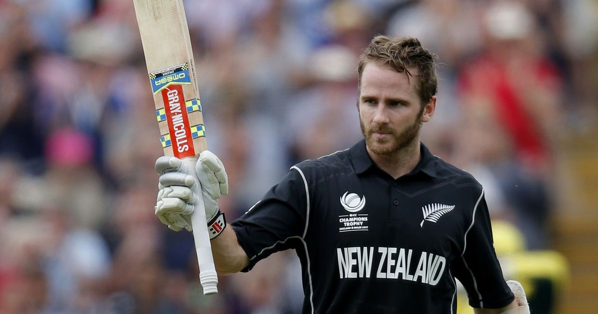 Champions Trophy: Kane Williamson wipes away the disappointment of the rain