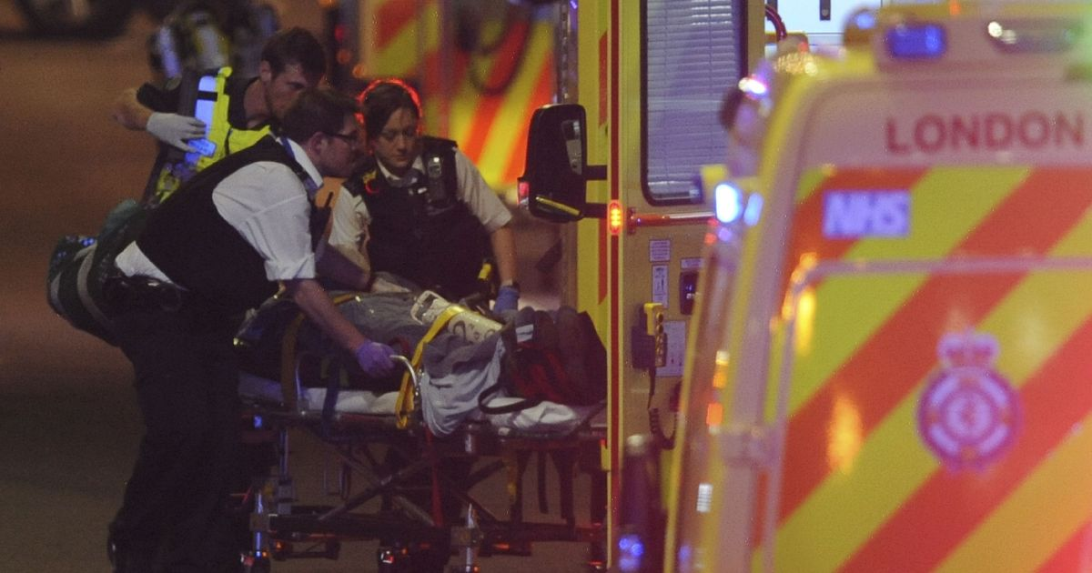 UK: At least six killed in car and stabbing attack in London, three attackers shot dead, say police