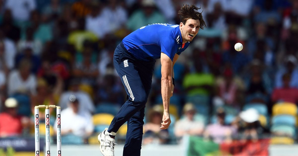 Champions Trophy: Steven Finn to replace injured Chris Woakes in England squad