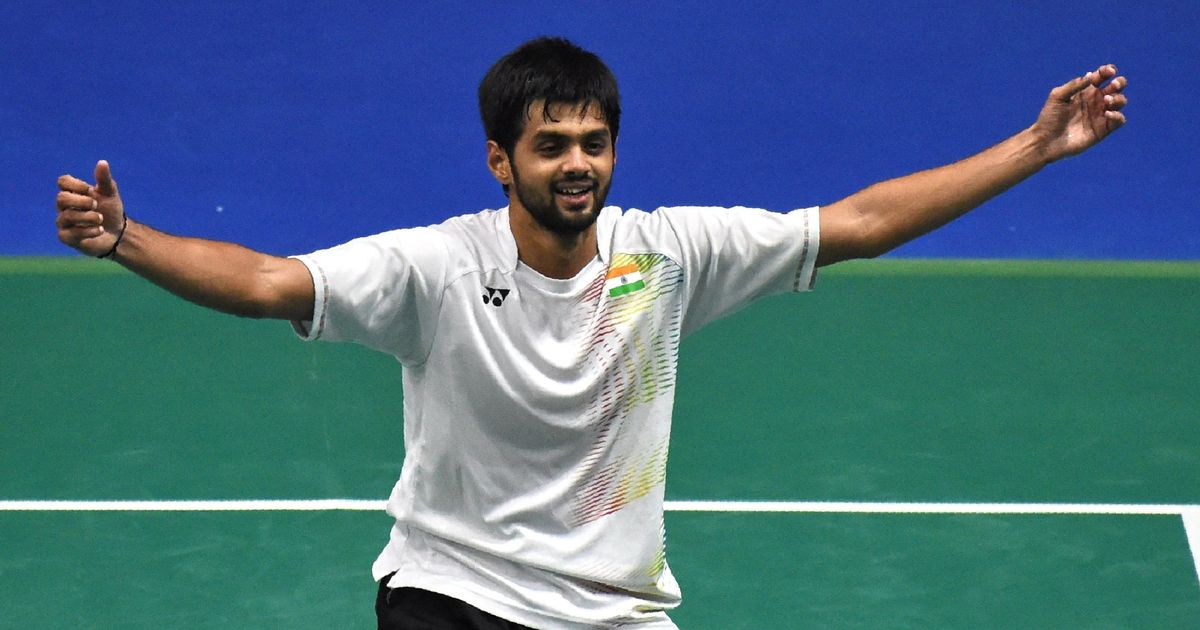 B Sai Praneeth clinches second successive title with victory at ...