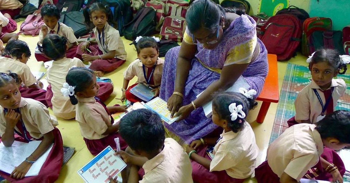 Cautionary lesson: How Tamil Nadu's fabled elementary education system is unravelling