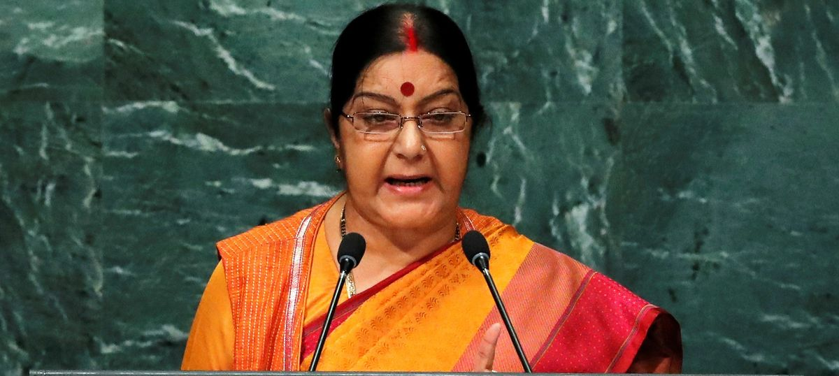 The big news: Sushma Swaraj says MEA will ensure safety of Indians in Qatar, and 9 other top stories