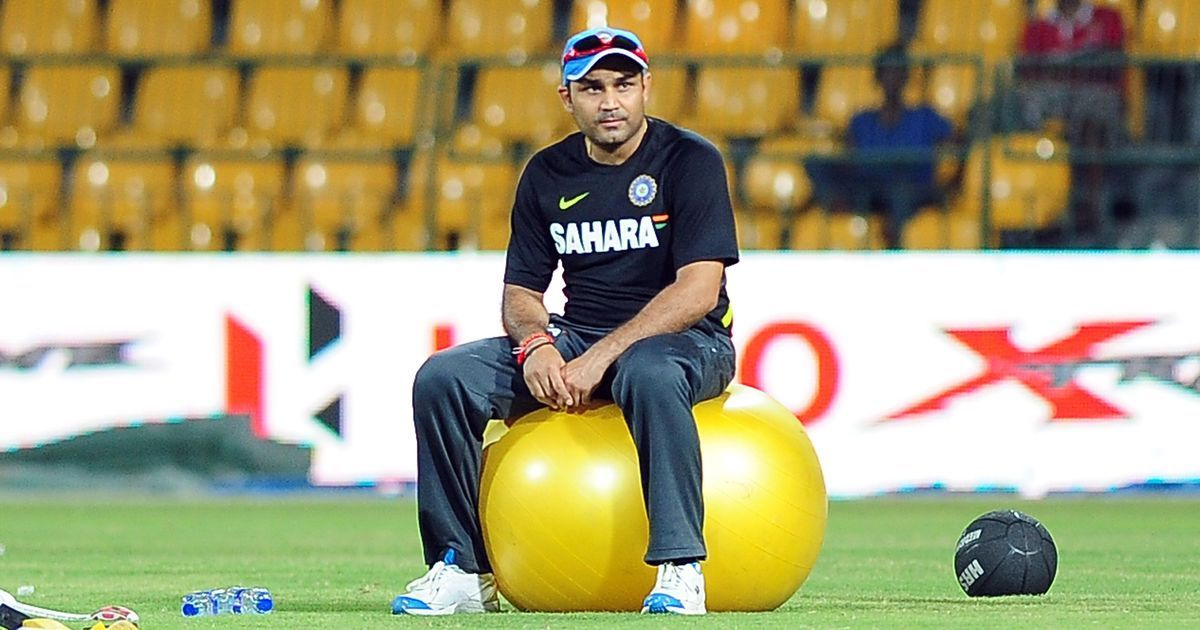 Virender Sehwag's application for India coach included just a two-line cover letter: Report
