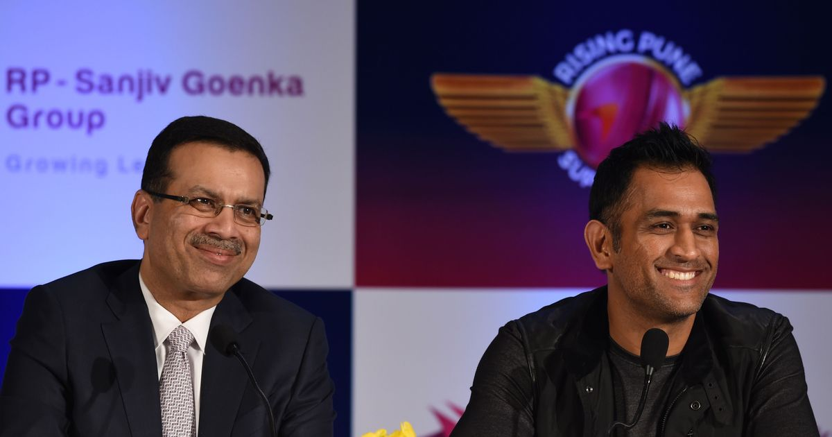 Sanjiv Goenka to buy Rajasthan Royals? The RPS owner is reportedly in talks with IPL franchise