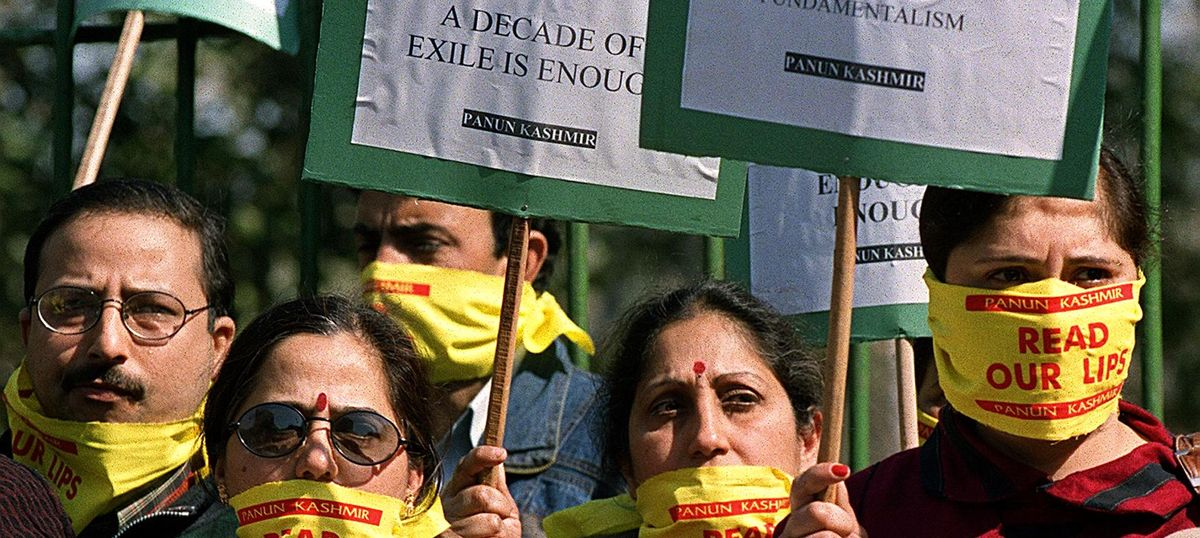 Readers' comments: 'Kashmir belongs equally to Pandits who were driven out, Harsh Mander'