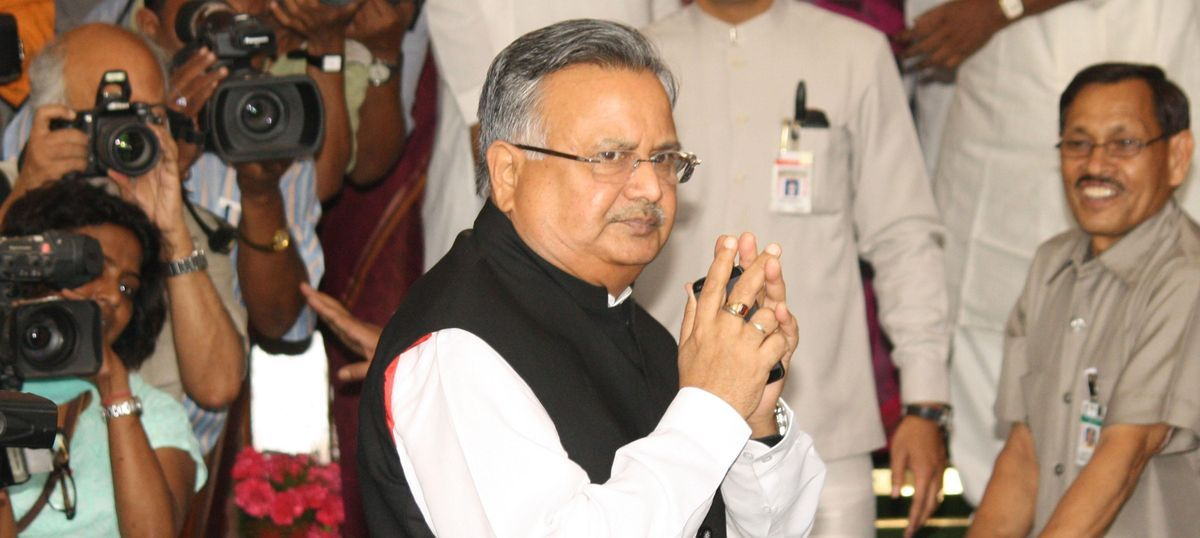 Political pressure or legal concerns? Why five newspapers in Chhattisgarh rejected Congress ads