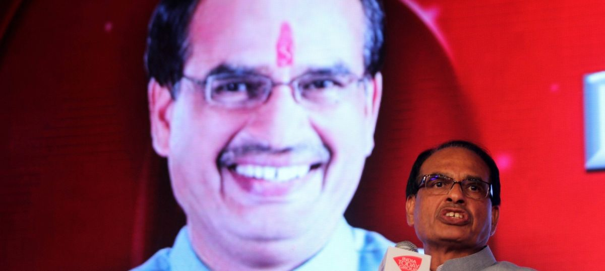 Shivraj Singh Chouhan vows to restore peace in Madhya Pradesh, Congress accuses him of staging drama