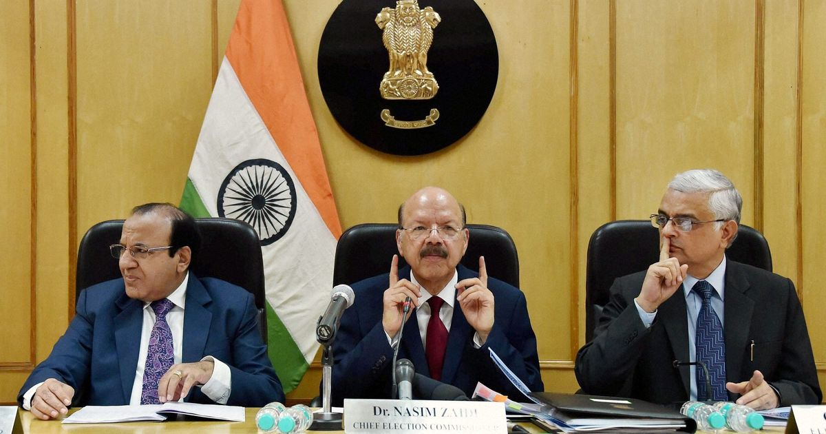 Election Commission wants the power to act against those questioning its credibility: Report