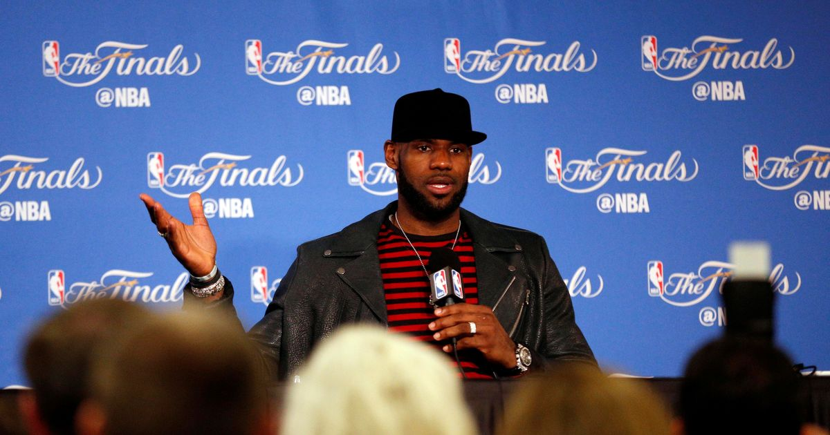 NBA Finals: We fought, we competed, and we never gave in, but they beat us, says LeBron James