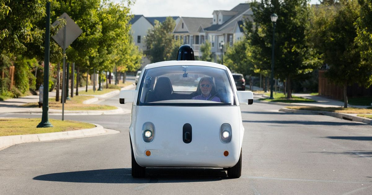 Google's Waymo is retiring self-driving car Firefly