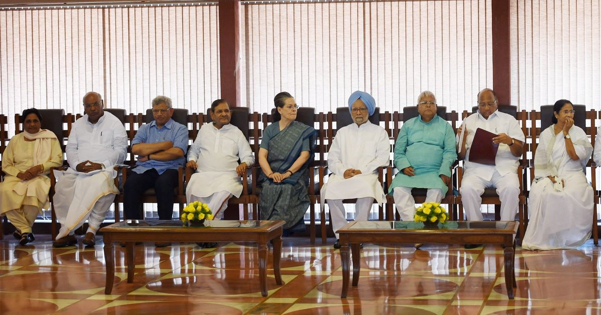 Opposition parties to meet today to pick their presidential candidate