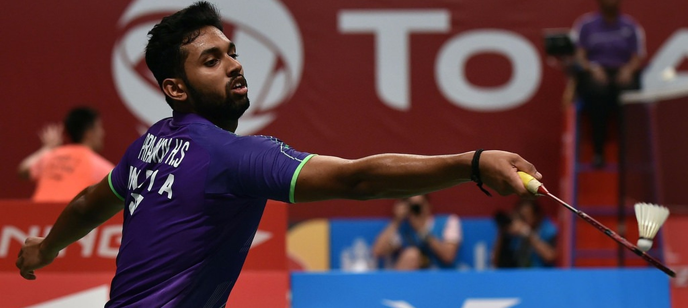 Prannoy, Srikanth reach second round of Indonesia Open, Sai Praneeth knocked out by world No 1
