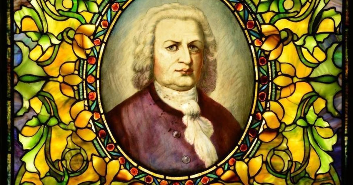 What German composer Bach has in common with the Indian dhrupad genre