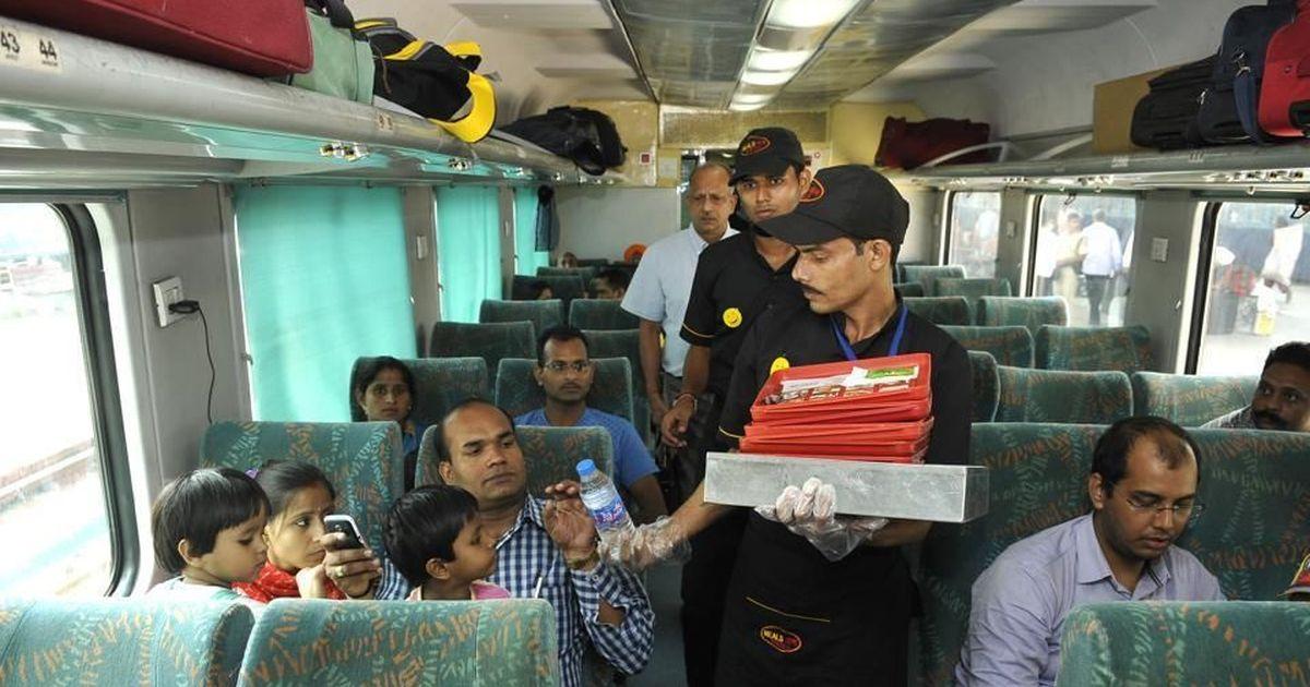 Rajdhani, Shatabdi passengers can now order food from Domino's, KFC or McDonald's