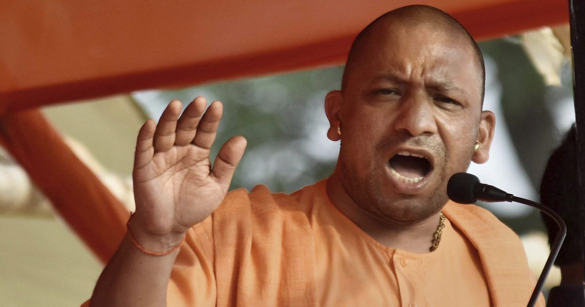Adityanath: Foreign dignitaries are now being gifted the Gita and not 'un-Indian' Taj Mahal replicas