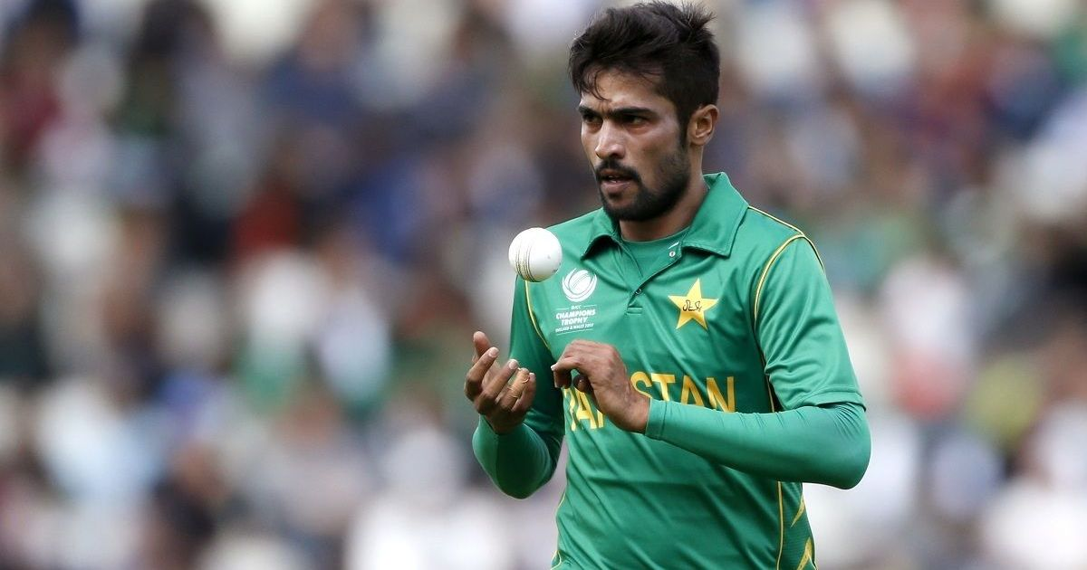 Pakistan's Mohammad Amir likely to play in Champions Trophy final against India