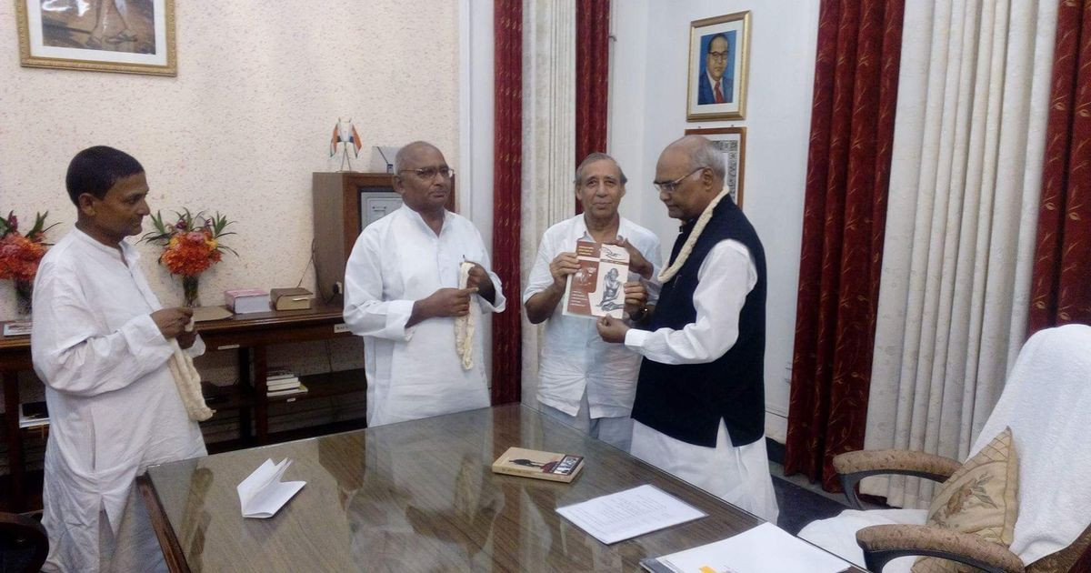 BJP picks Bihar Governor Ram Nath Kovind to be presidential candidate