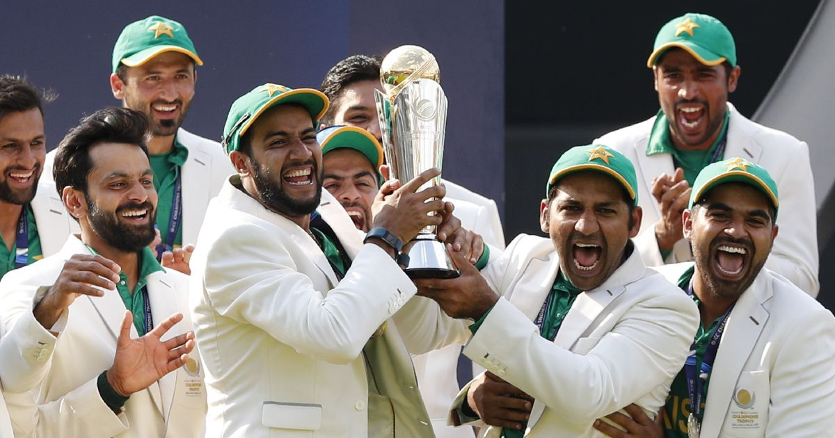 Pakistan jump to sixth place in ICC one-day rankings following Champions Trophy triumph