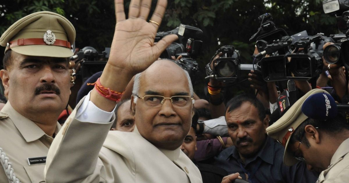 The big news: Bihar Governor Ram Nath Kovind is BJP presidential candidate, and 9 other top stories