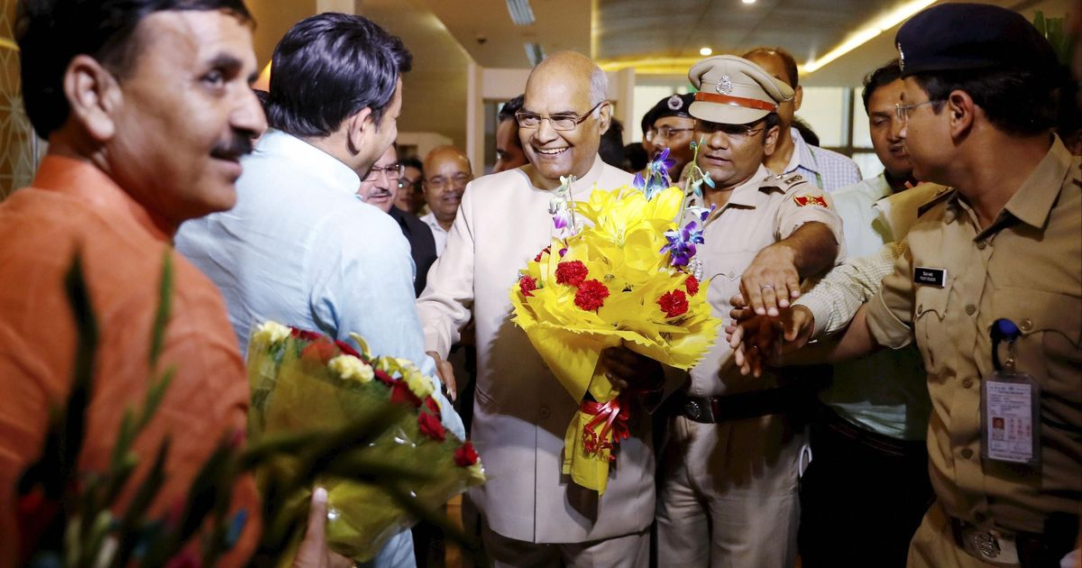 The big news: Opposition undecided as BJP picks Kovind for president, and 9 other top stories