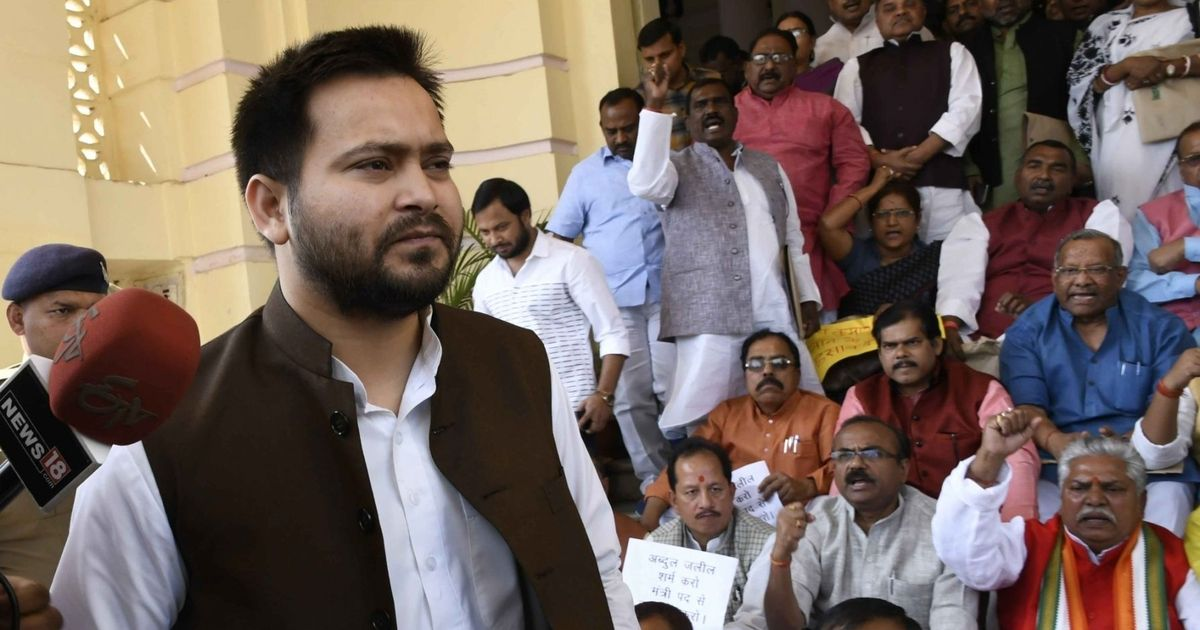 Bihar Deputy CM cries political vendetta after Lalu Yadav and family charged under anti-benami law