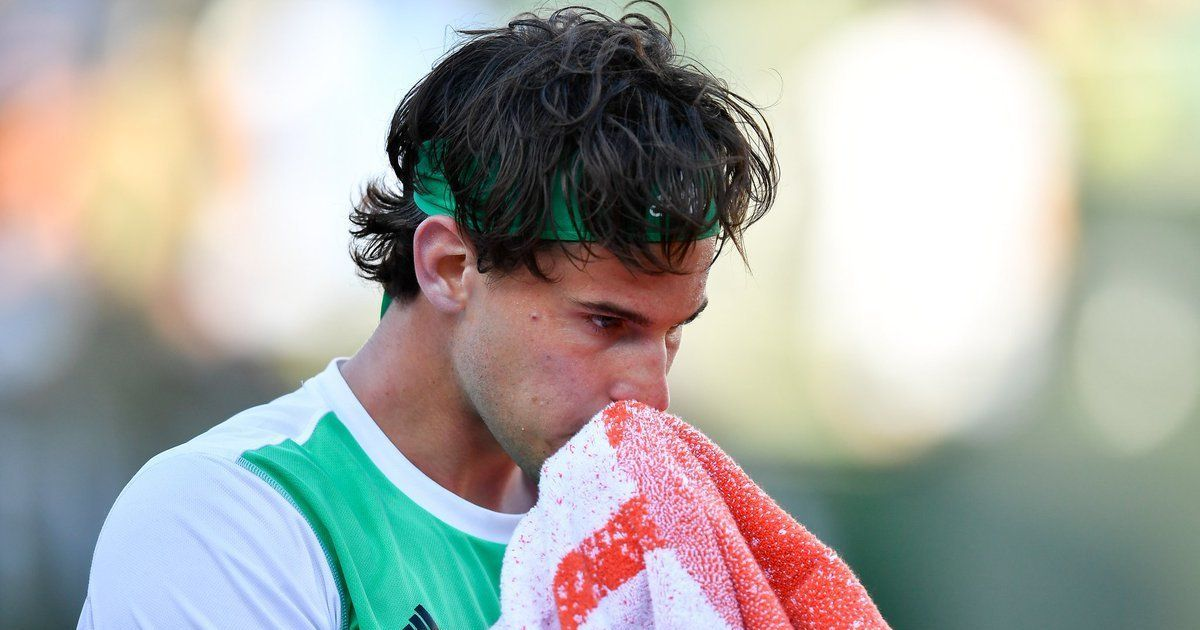 Second seed Dominic Thiem fails to convert chances in shock loss to Robin Haase at Halle