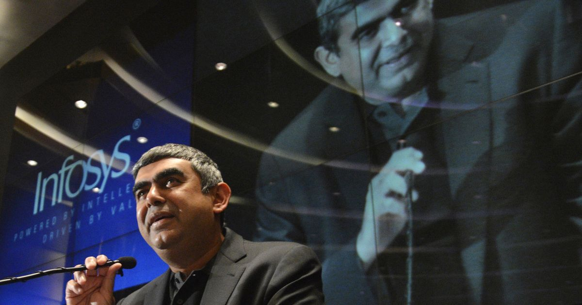 Infosys CEO Vishal Sikka believes the Donald Trump administration is business-friendly