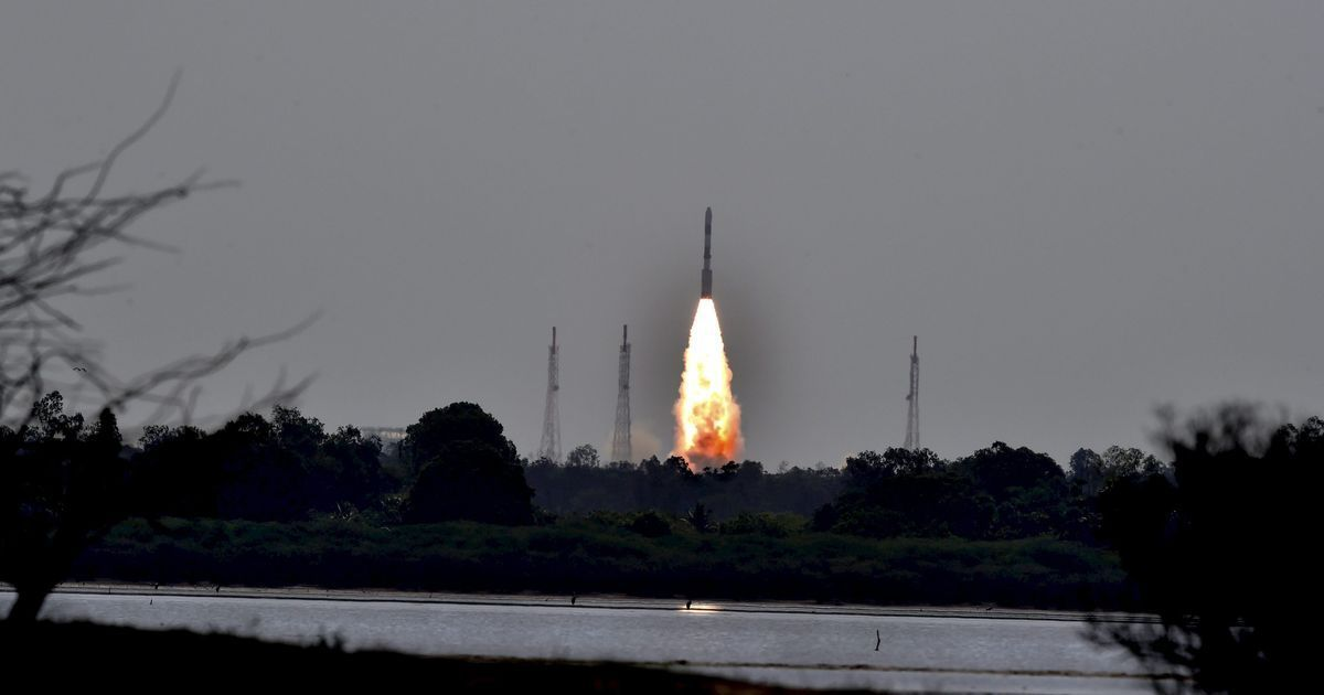 Isro launches 'eye in the sky' Cartosat 2 satellite along with 30 others
