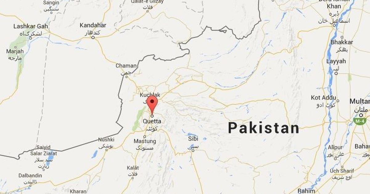 Pakistan: At least 11 dead in explosion in Quetta